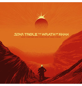 New Vinyl James Horner - Star Trek: The Wrath Of Khan OST 2LP
