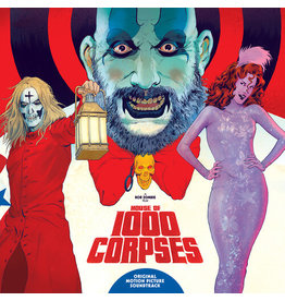 New Vinyl Various - House Of 1000 Corpses OST 2LP