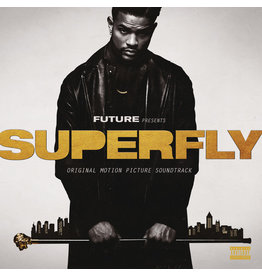 New Vinyl Future - Presents Superfly OST 2LP