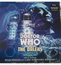 New Vinyl Tristram Cary - Doctor Who: The Daleks OST LP