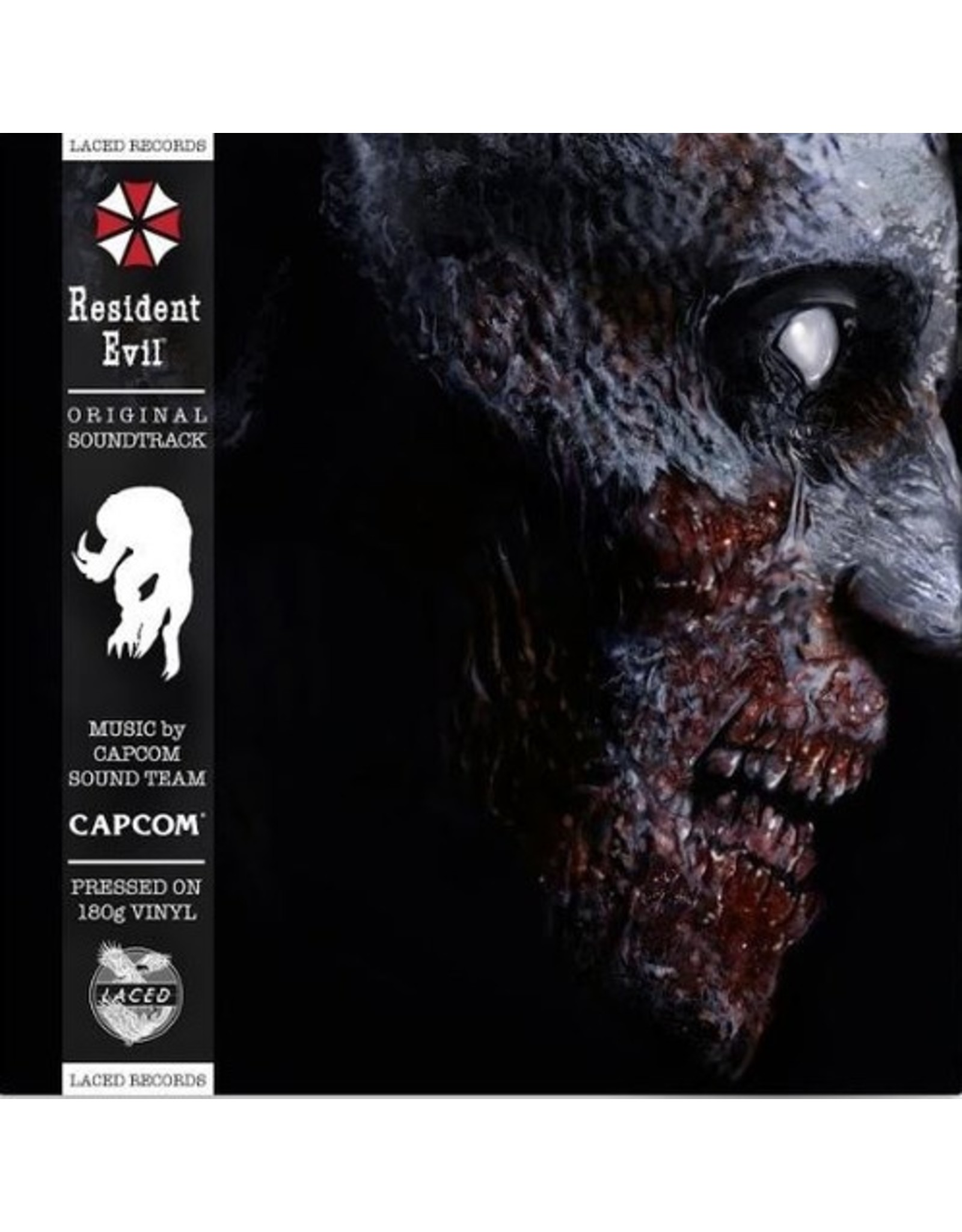 New Vinyl Capcom Sound Team - Resident Evil OST LP