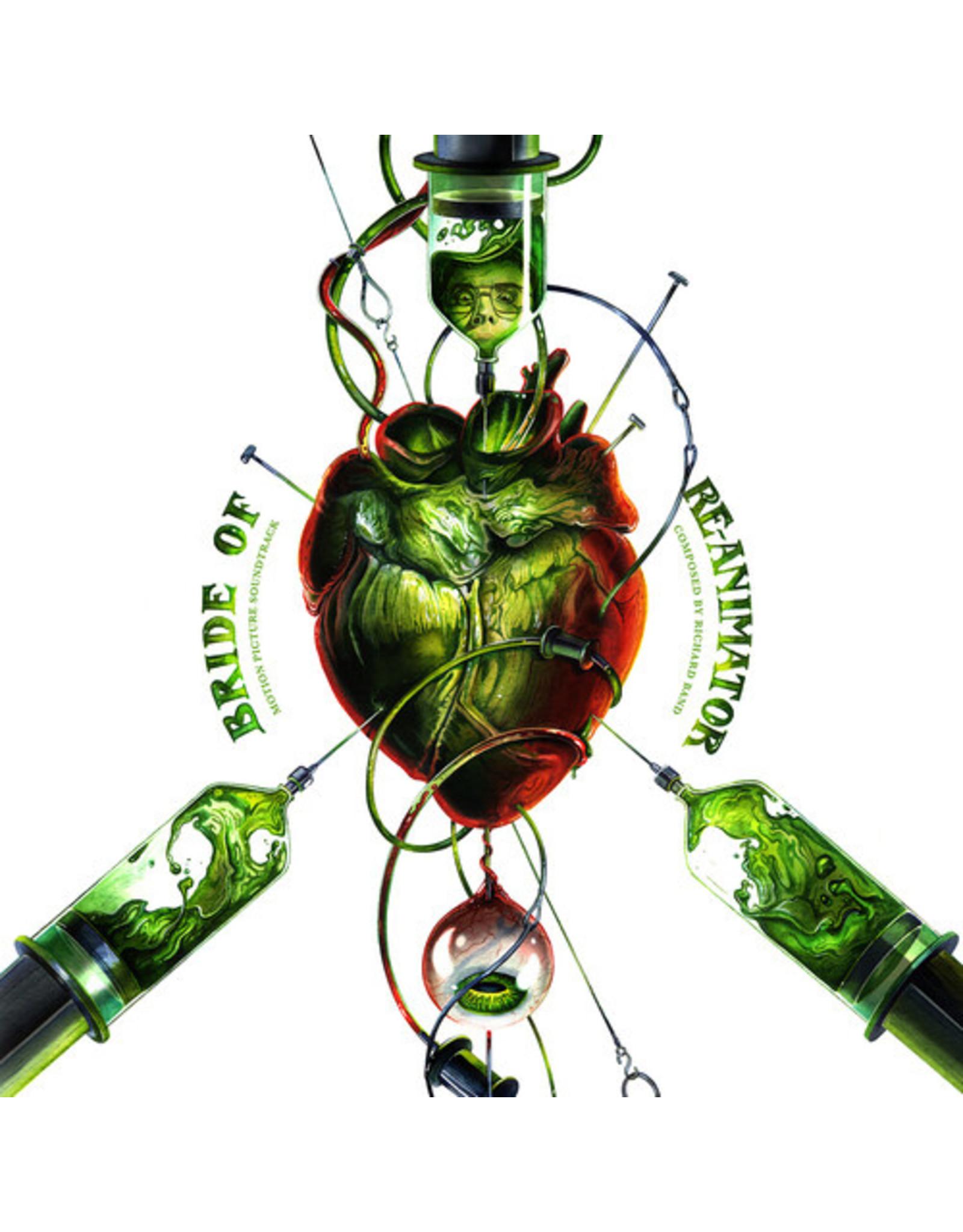 New Vinyl Richard Band - Bride Of Reanimator OST 2LP