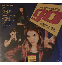 New Vinyl Various - Go! OST (Colored) 2LP