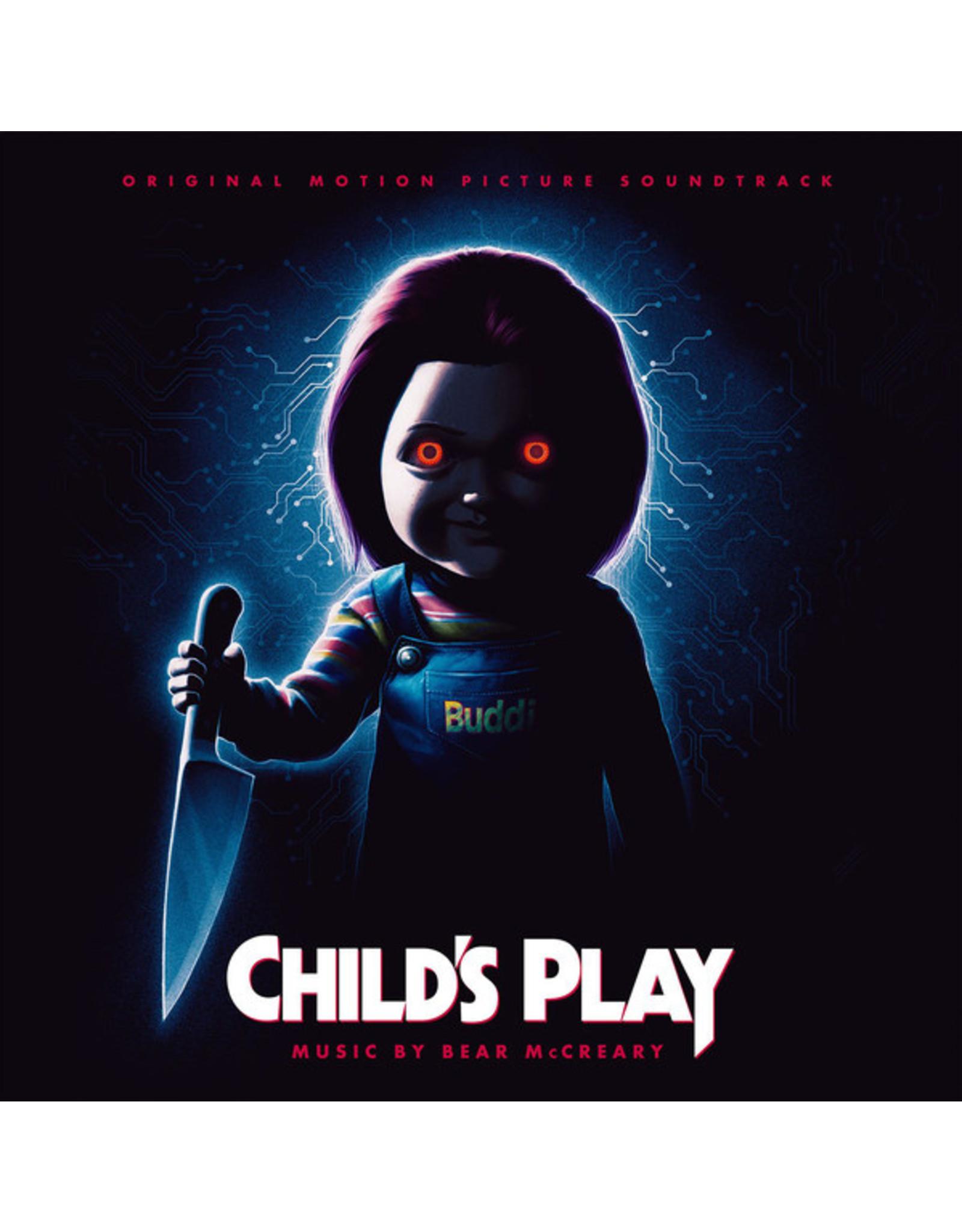 New Vinyl Bear McCreary - Child's Play 2019 OST 2LP