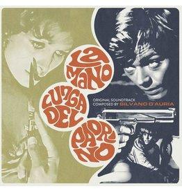 New Vinyl Silvanio D'Auria - La Mano Lunga Del Padrino OST LP+CD