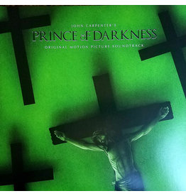New Vinyl John Carpenter - Prince Of Darkness OST 2LP