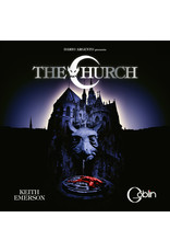 New Vinyl Keith Emerson & Goblin - The Church OST LP