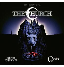 New Vinyl Keith Emerson & Goblin - The Church OST LP