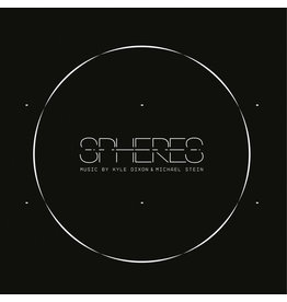 New Vinyl Kyle Dixon & Michael Stein - Spheres OST LP