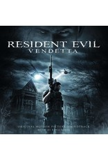 New Vinyl Kenji Kawai - Resident Evil: Vendetta OST 2LP