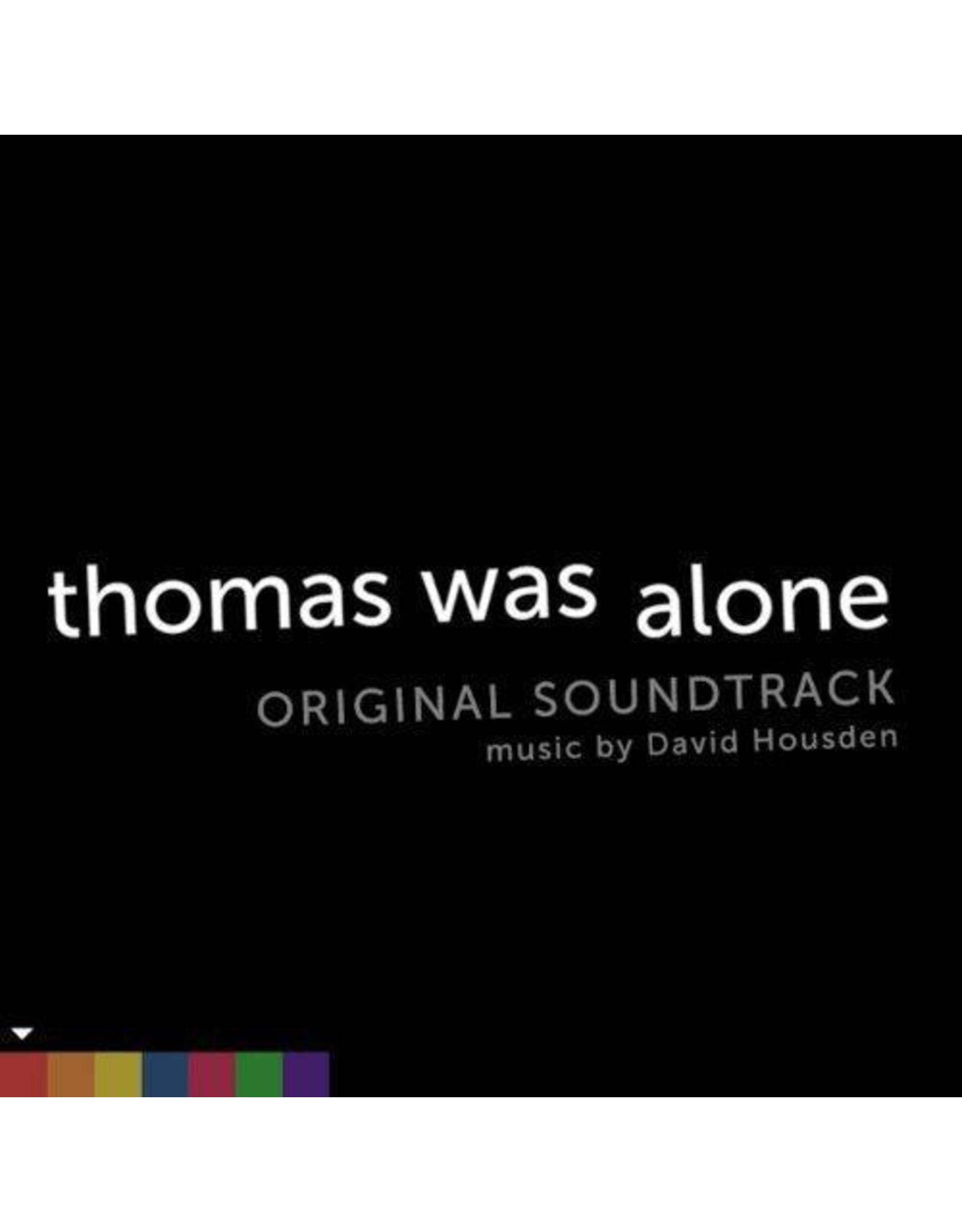 New Vinyl David Housden - Thomas Was Alone OST LP