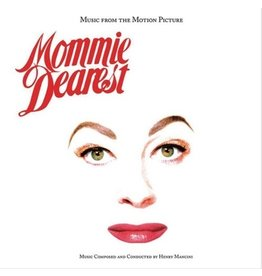 New Vinyl Henry Mancini - Mommie Dearest OST LP