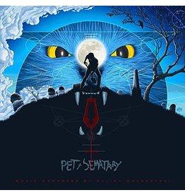 New Vinyl Elliot Goldenthal - Pet Sematary OST 2LP