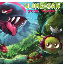 New Vinyl V/A - Slime-San OST 2LP