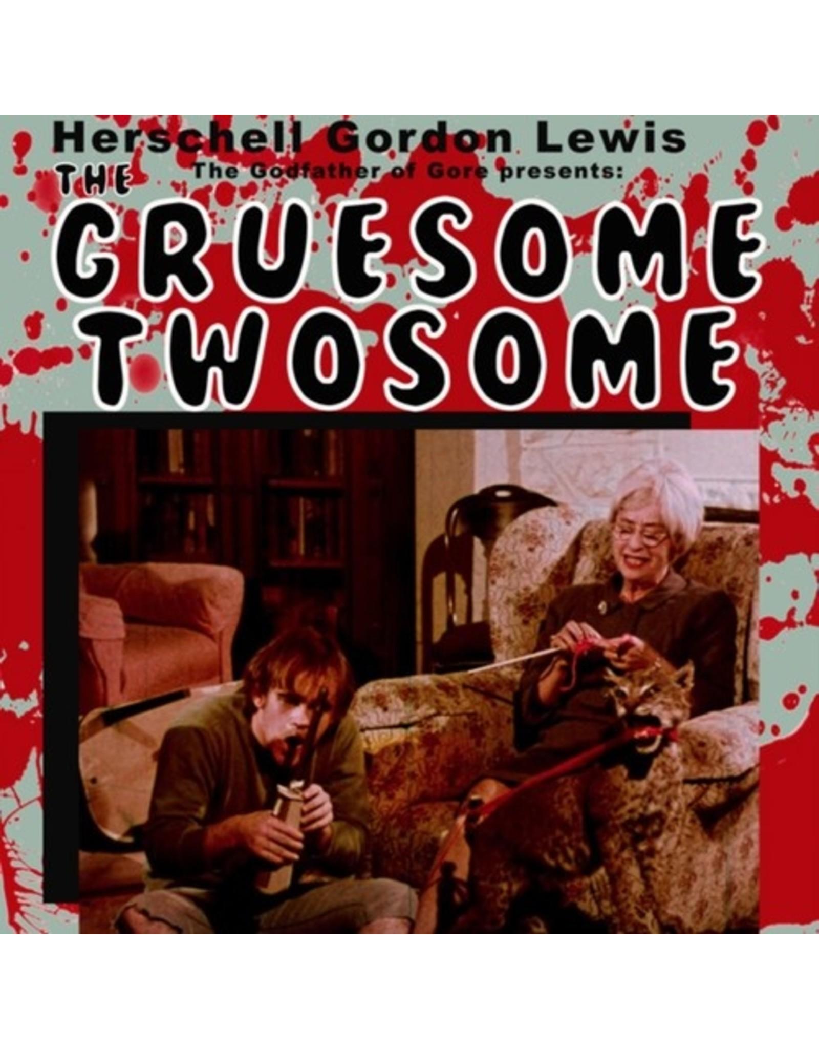 New Vinyl Herschell Gordon Lewis - The Gruesome Twosome OST LP