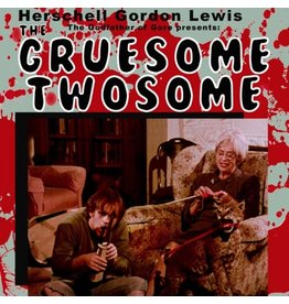New Vinyl Herschell Gordon Lewis - The Gruesome Twosome OST LP