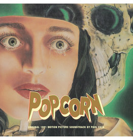 New Vinyl Paul Zaza - Popcorn OST LP