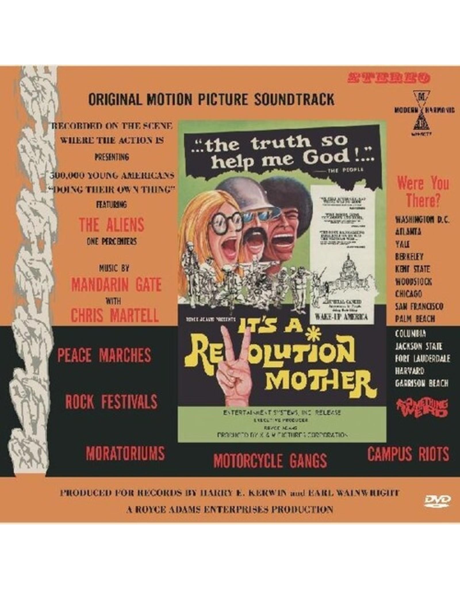 New Vinyl Various - It's A Revolution Mother OST LP+DVD