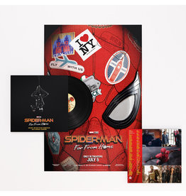 New Vinyl Michael Giacchino - Spider-Man: Far From Home OST LP