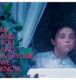 New Vinyl Michael Andrews - Me And You And Everyone We Know OST LP