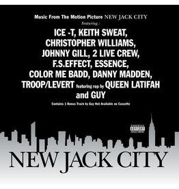New Vinyl Various - New Jack City OST LP