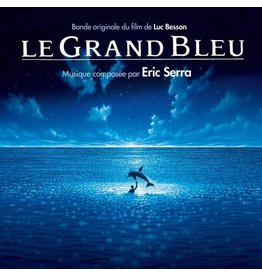 New Vinyl Eric Serra - Le Grand Bleu OST 2LP