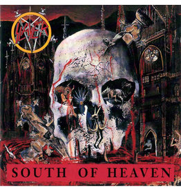 New Vinyl Slayer - South Of Heaven LP