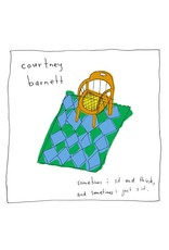 New Vinyl Courtney Barnett - Sometimes I Sit and Think, and Sometimes I Just Sit LP