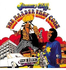 New Vinyl Jimmy Cliff/Various - The Harder They Come OST LP