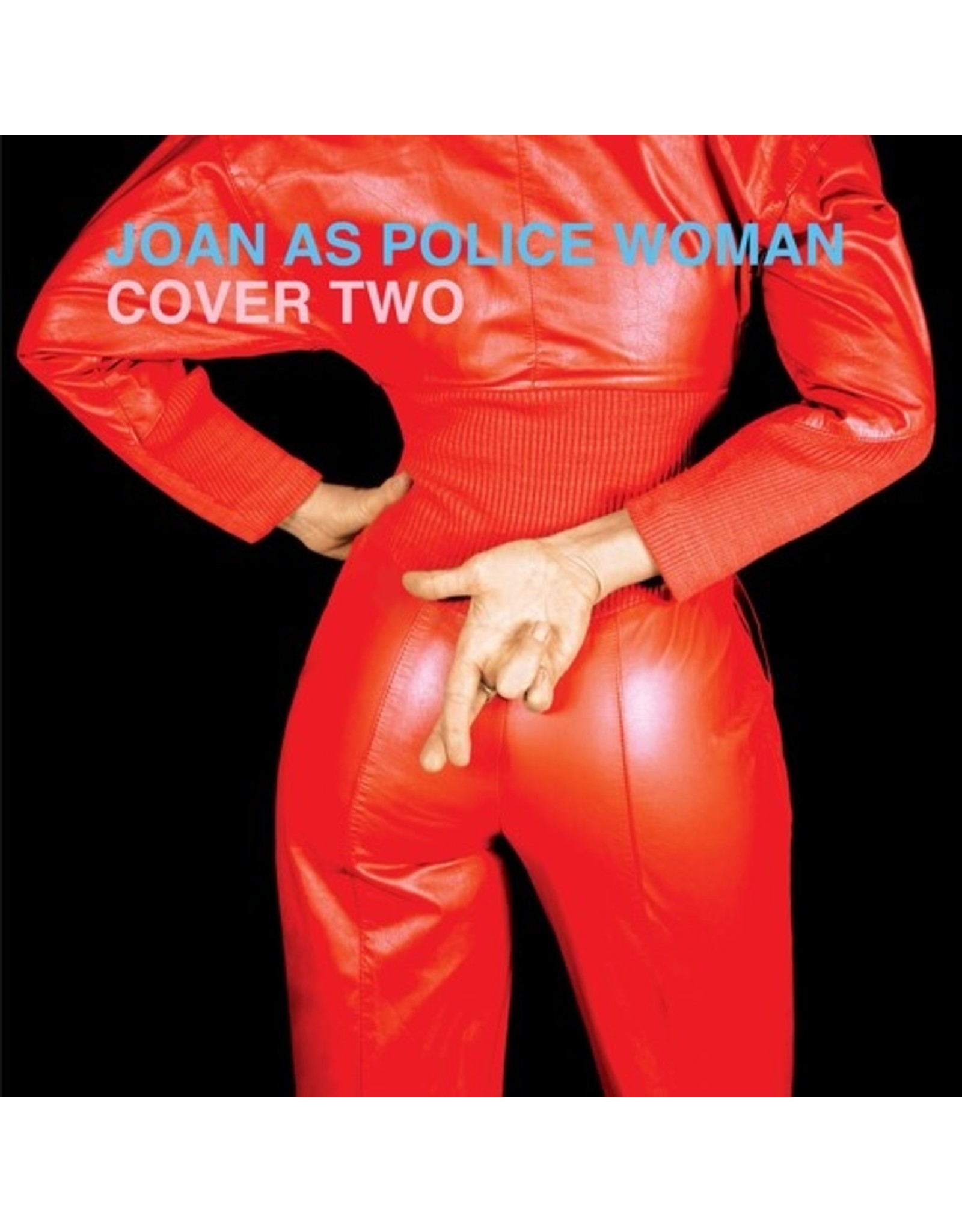 New Vinyl Joan As Police Woman - Cover Two (Colored) LP