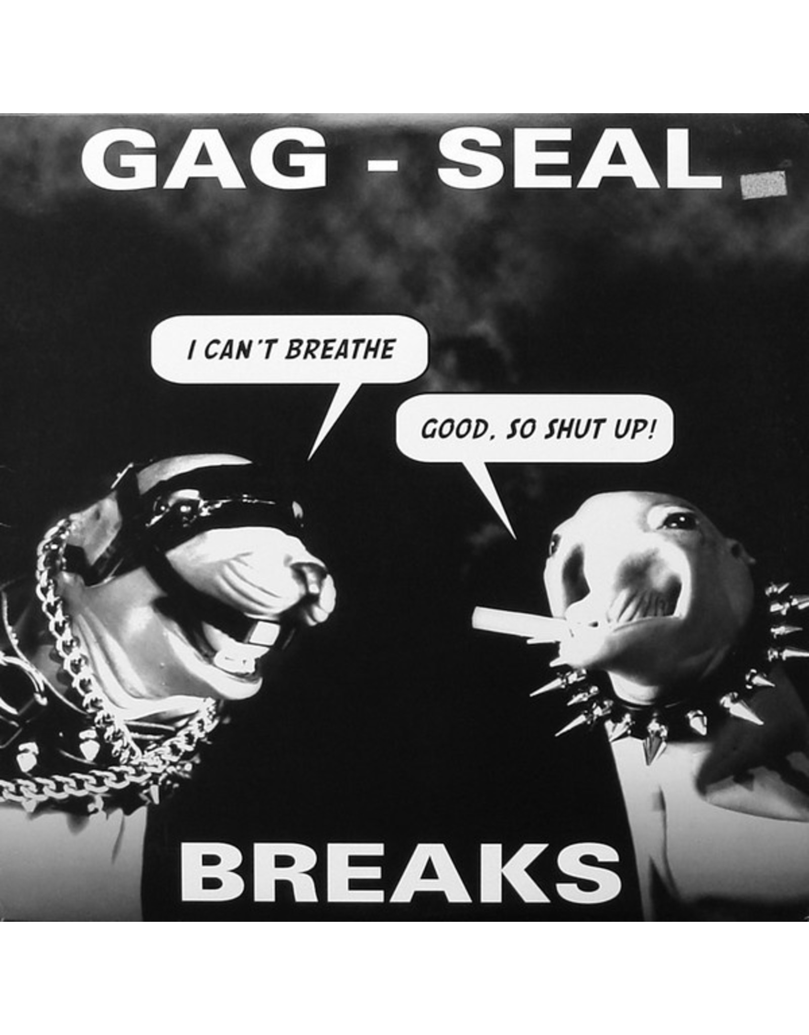 New Vinyl DJ Qbert - Gag Seal Breaks LP