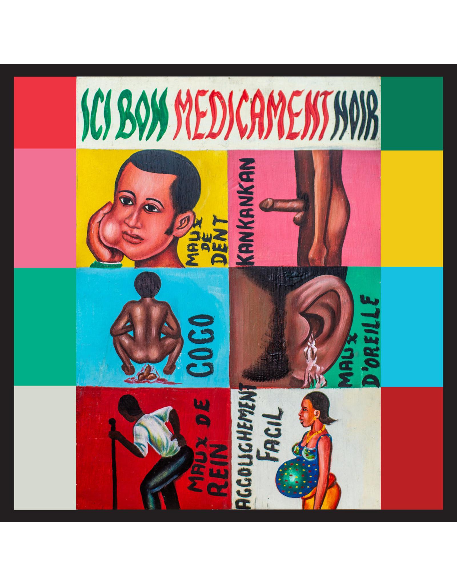 New Vinyl Mr Entertainment & The Pookiesmackers - Good Black Medicine Here LP