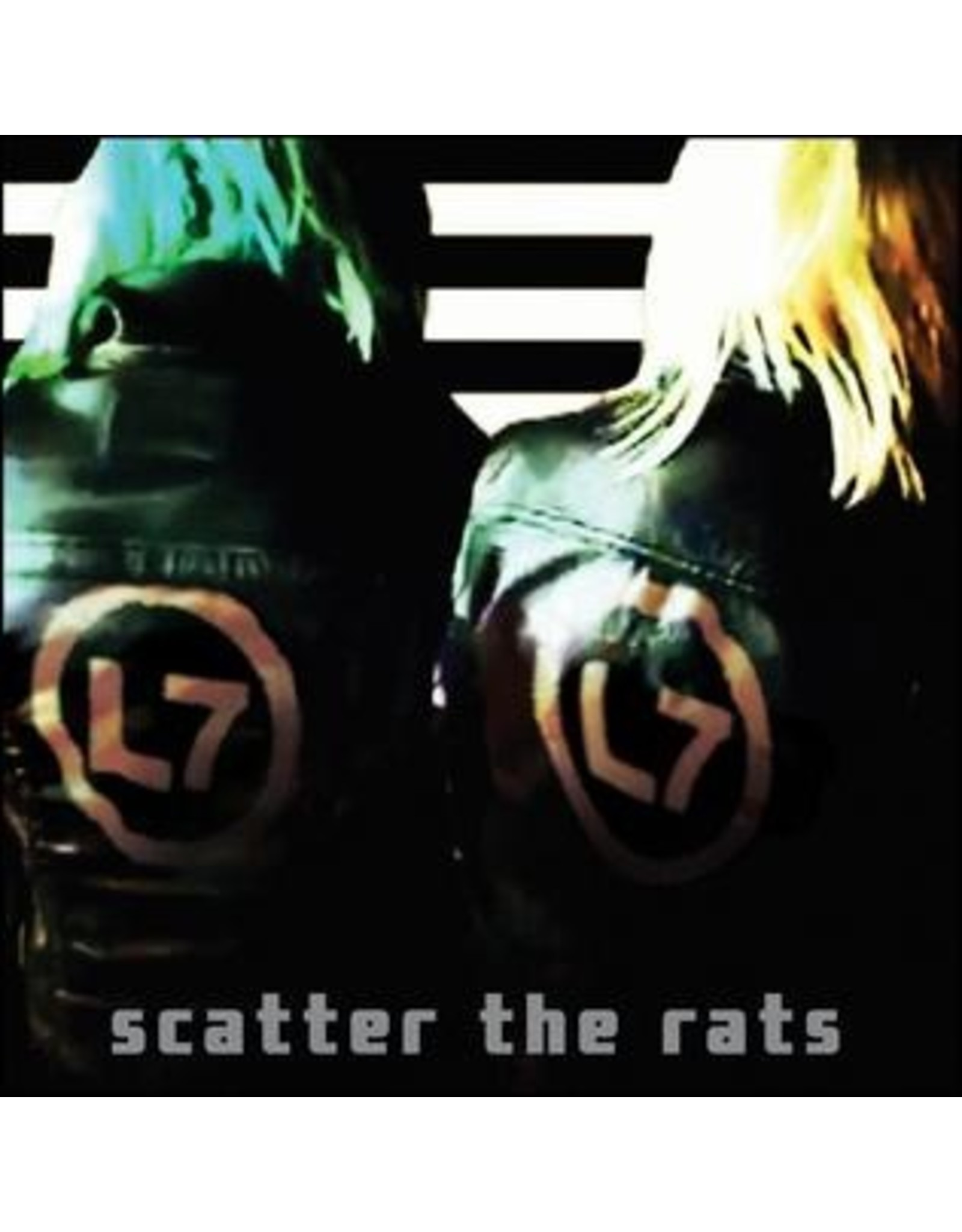 New Vinyl L7 - Scatter The Rats LP