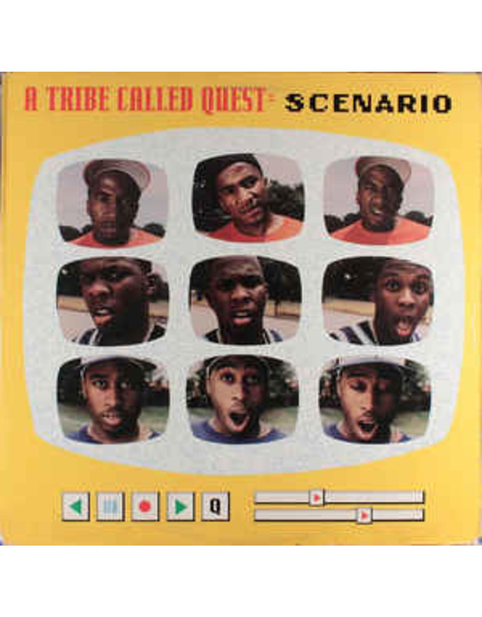 "New Vinyl A Tribe Called Quest - Scenario 7"""