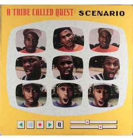 New Vinyl A Tribe Called Quest - Scenario 7""