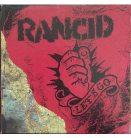 New Vinyl Rancid - Let's Go LP
