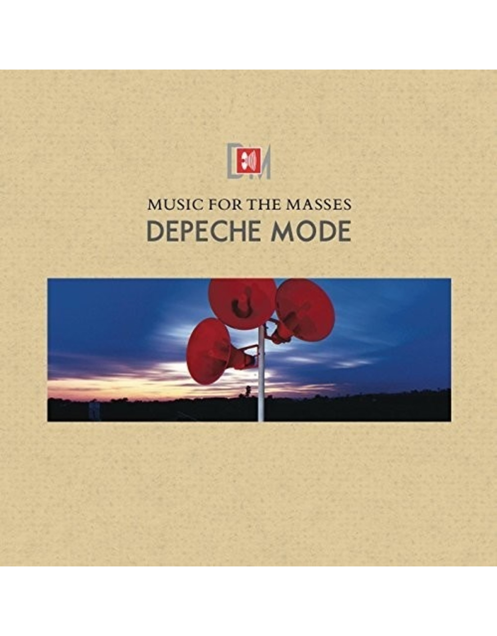 New Vinyl Depeche Mode - Music For The Masses [Holland Import] LP