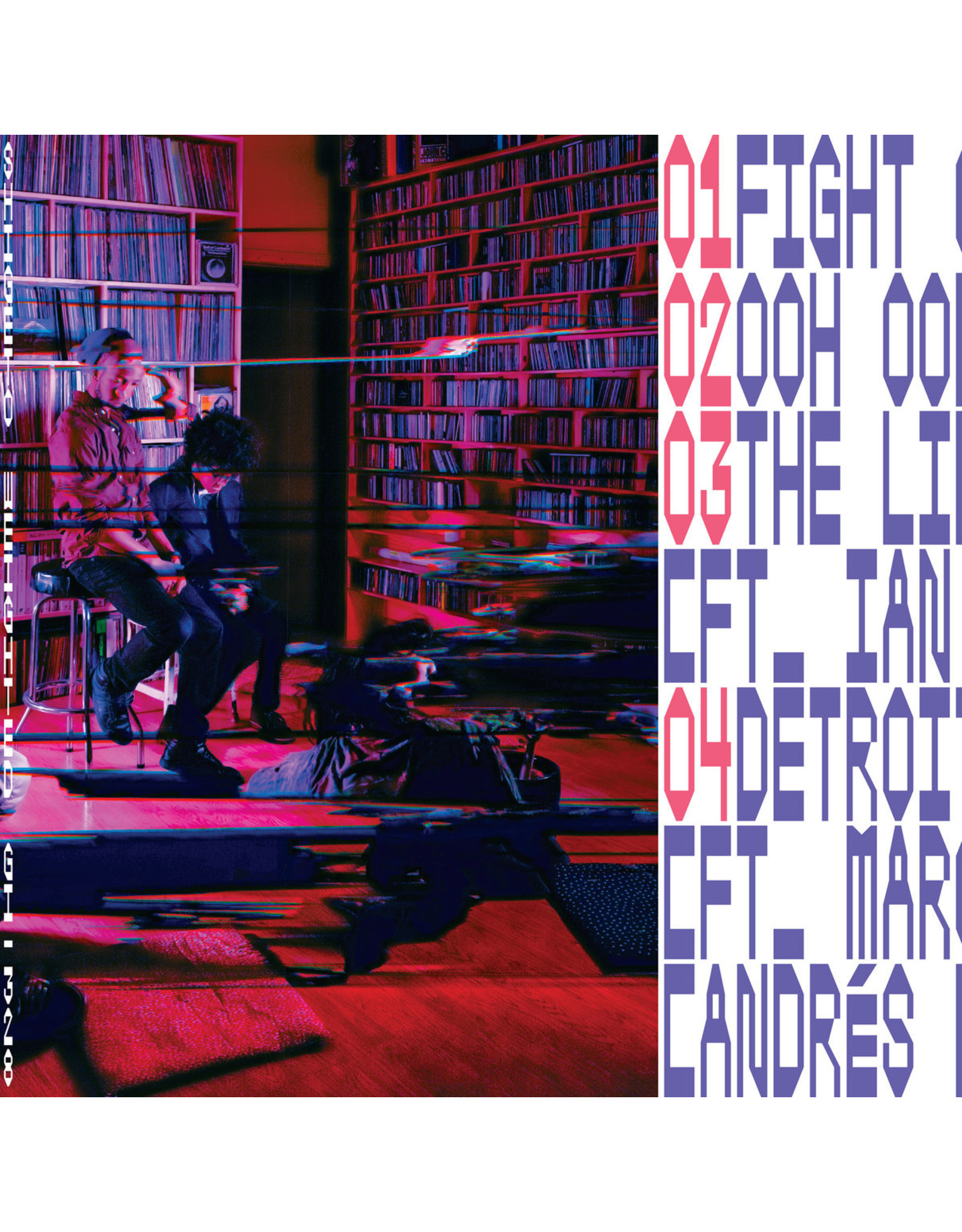 """New Vinyl Shigeto - Weighted EP 12"""""""