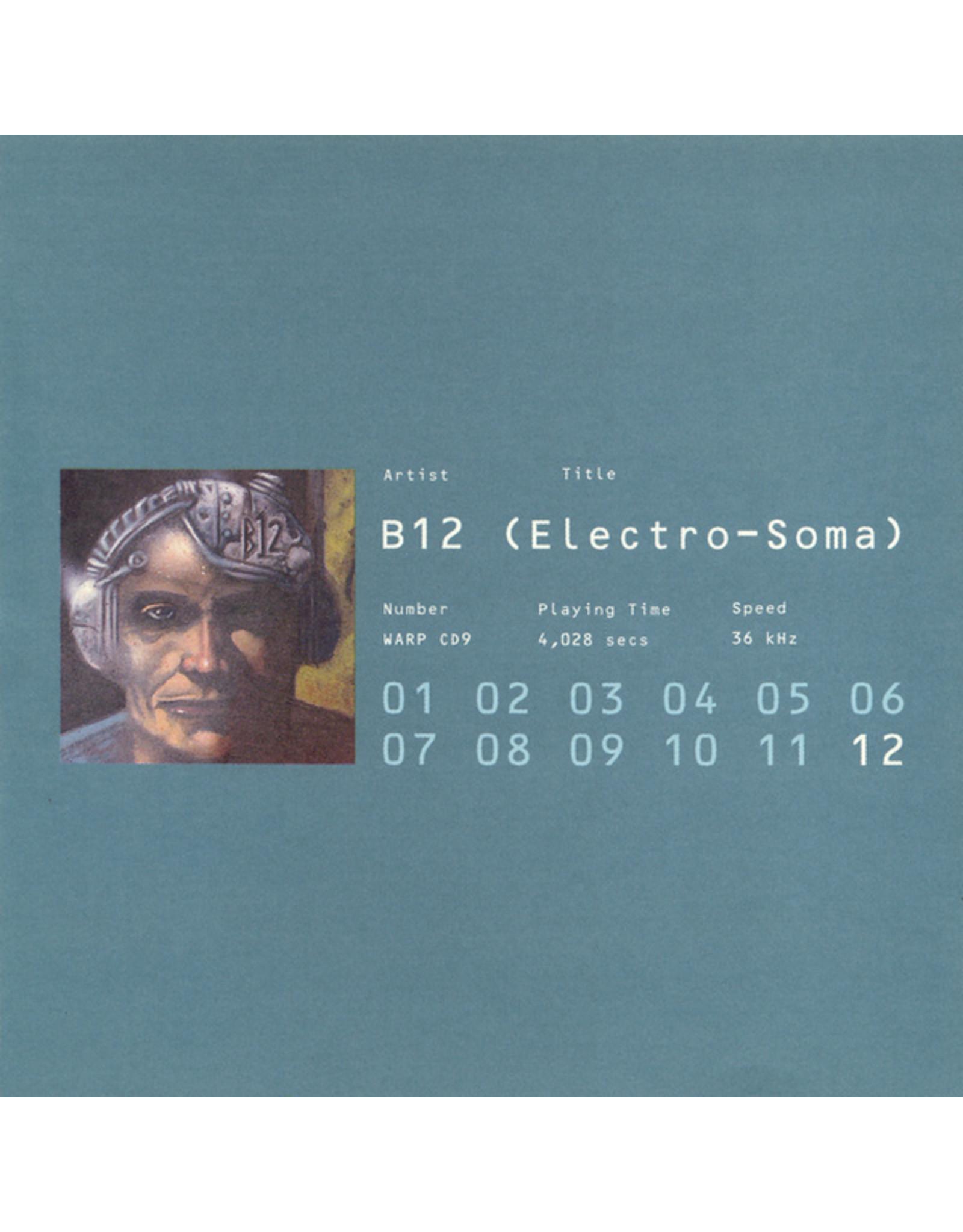 New Vinyl B12 - Electro-Soma 2LP