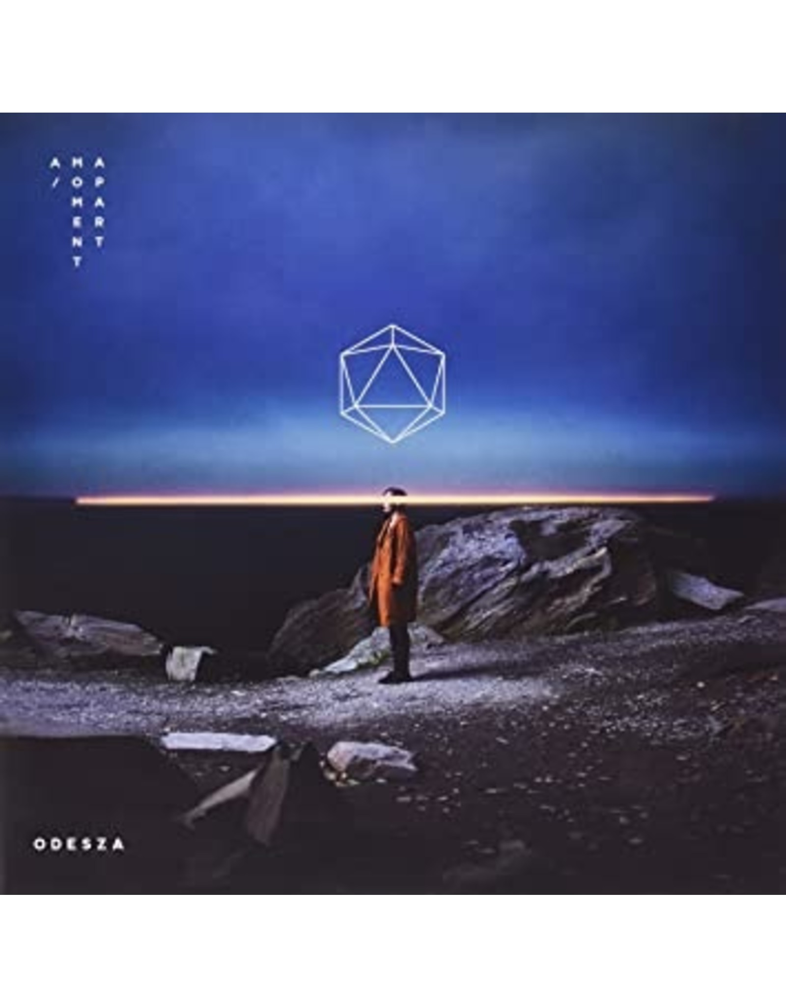 New Vinyl ODESZA - A Moment Apart (Clear) 2LP