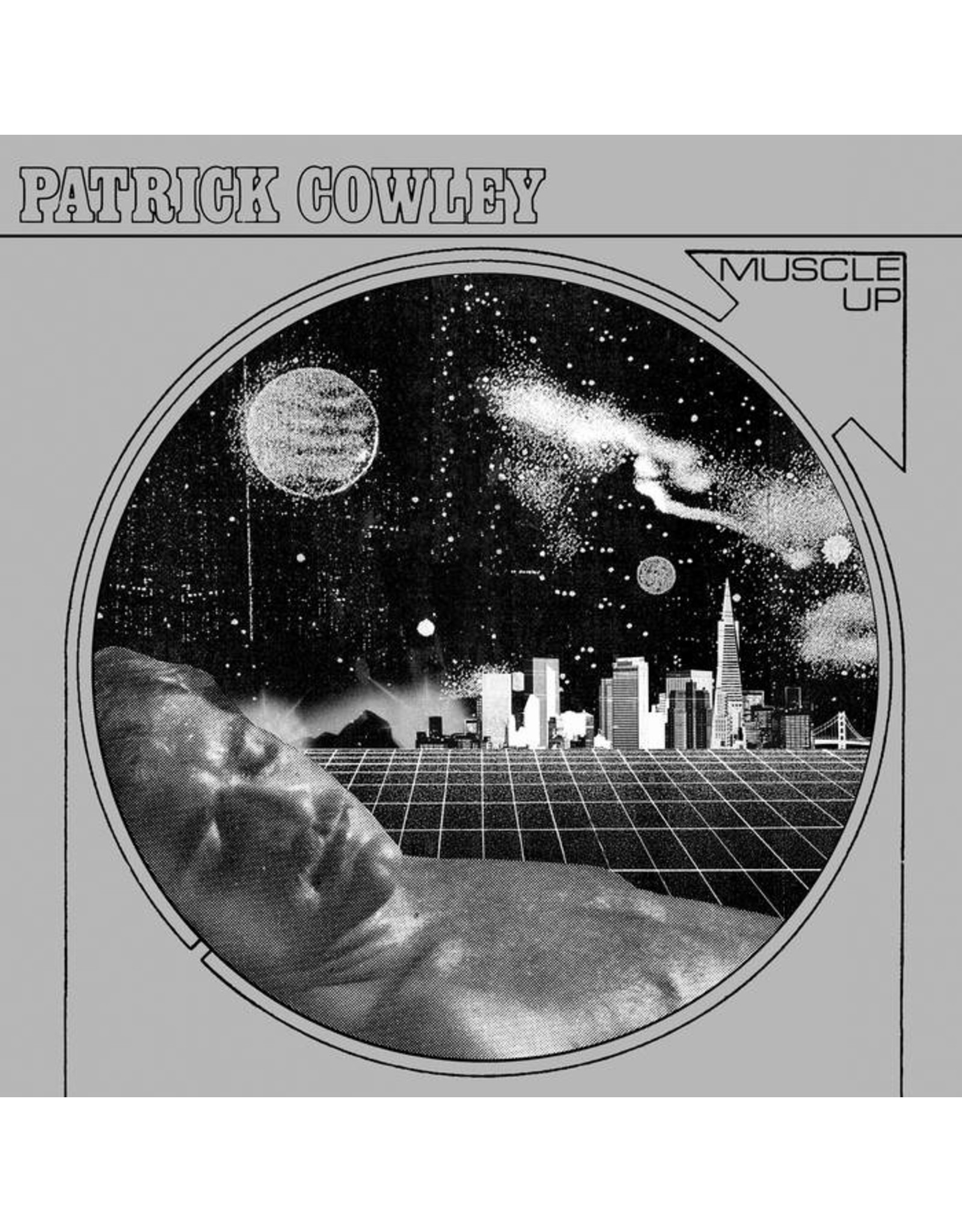 New Vinyl Patrick Cowley - Muscle Up 2LP