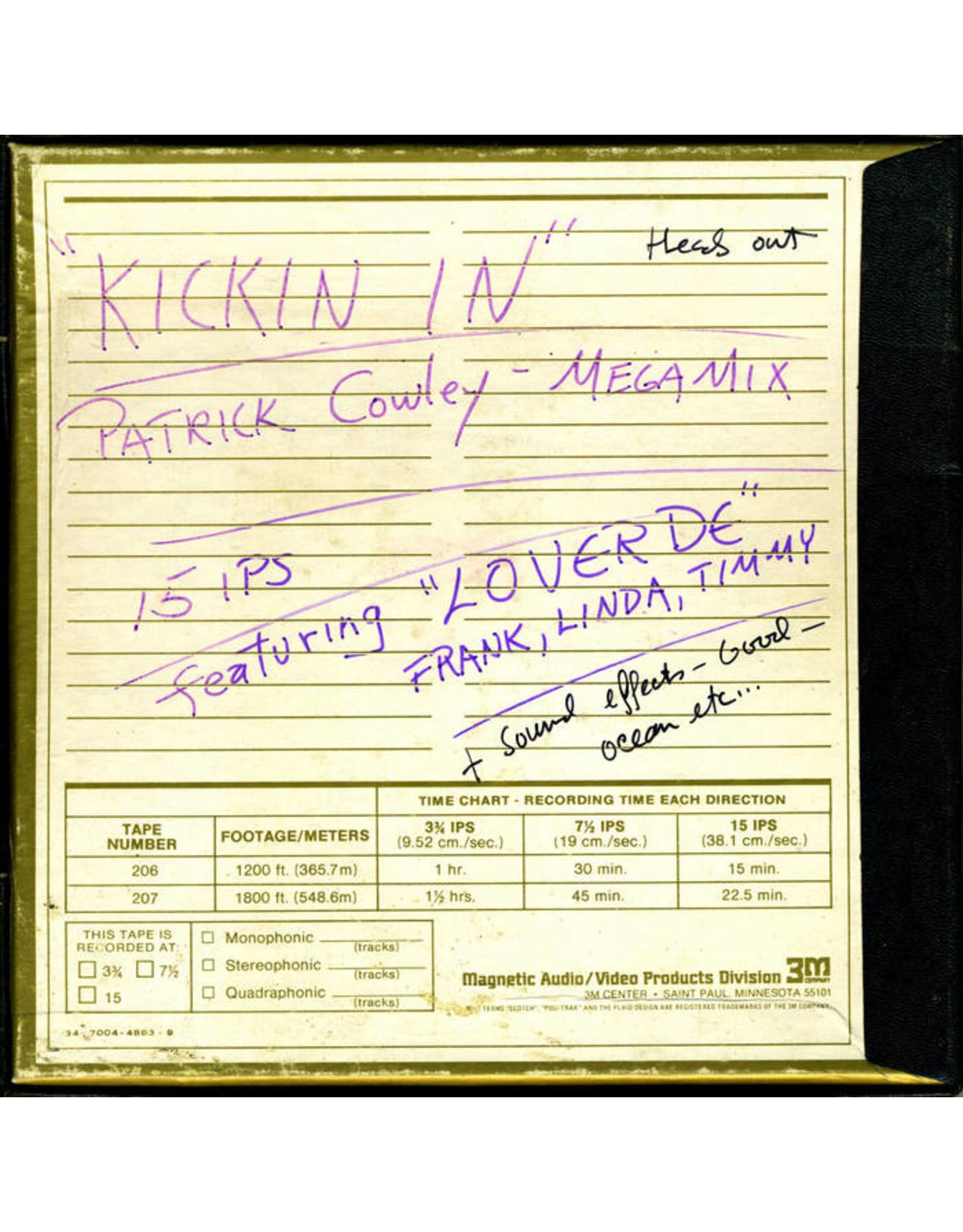"New Vinyl Patrick Cowley - Kickin' It 12"""