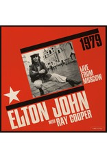 New Vinyl Elton John w/Ray Cooper - Live From Moscow 2LP