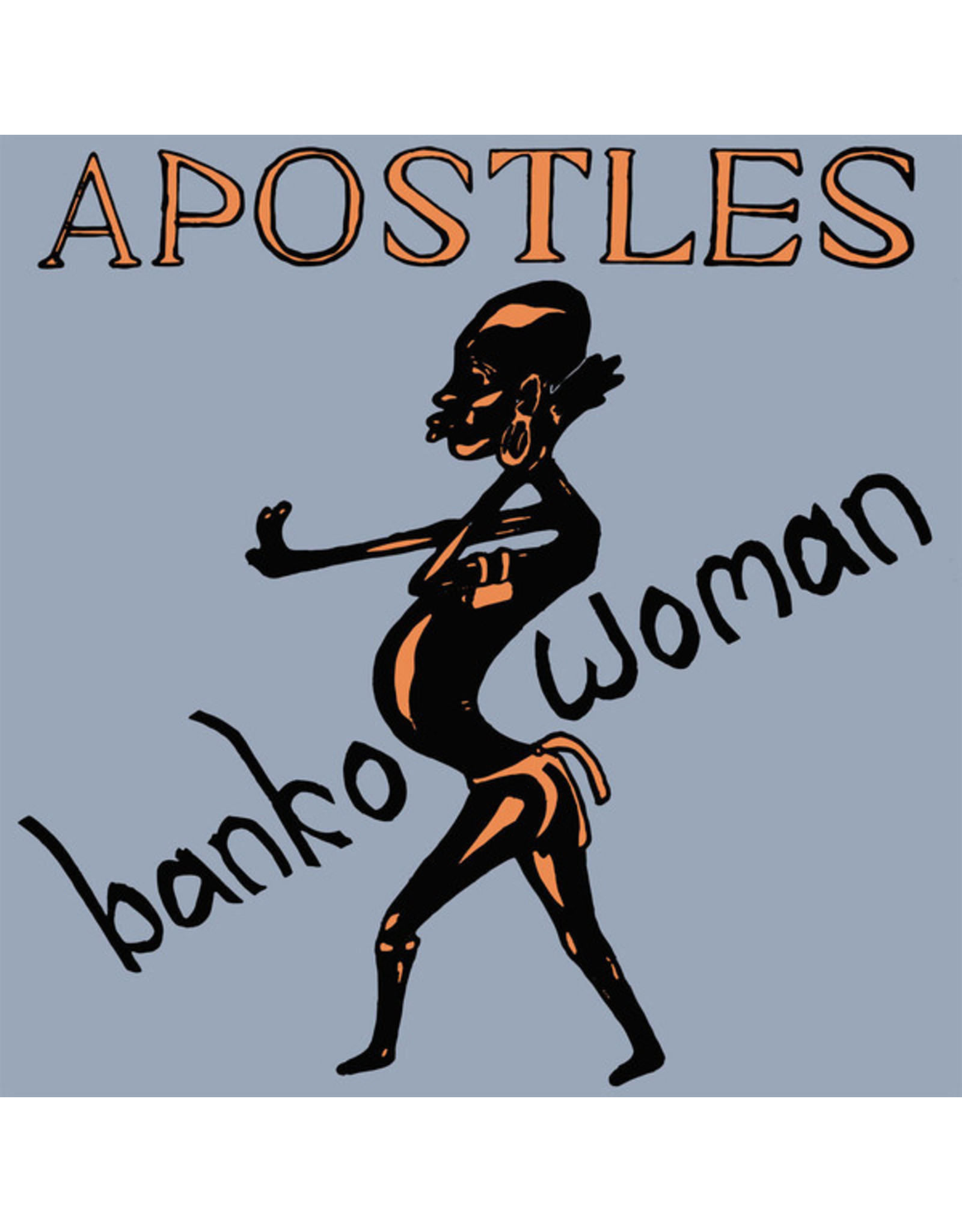 New Vinyl The Apostles - Banko Woman LP