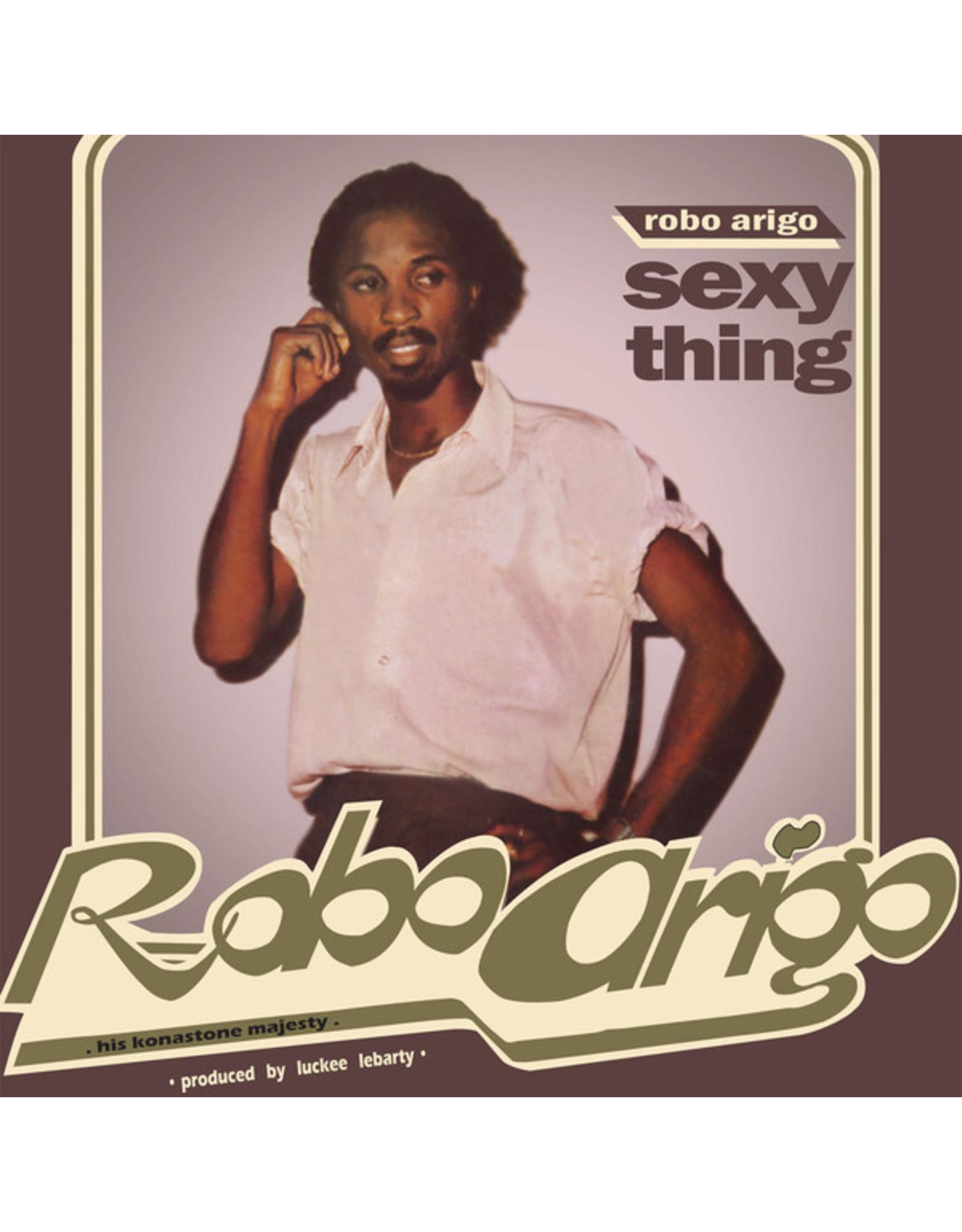 New Vinyl Robo Arigo - Sexy Thing LP