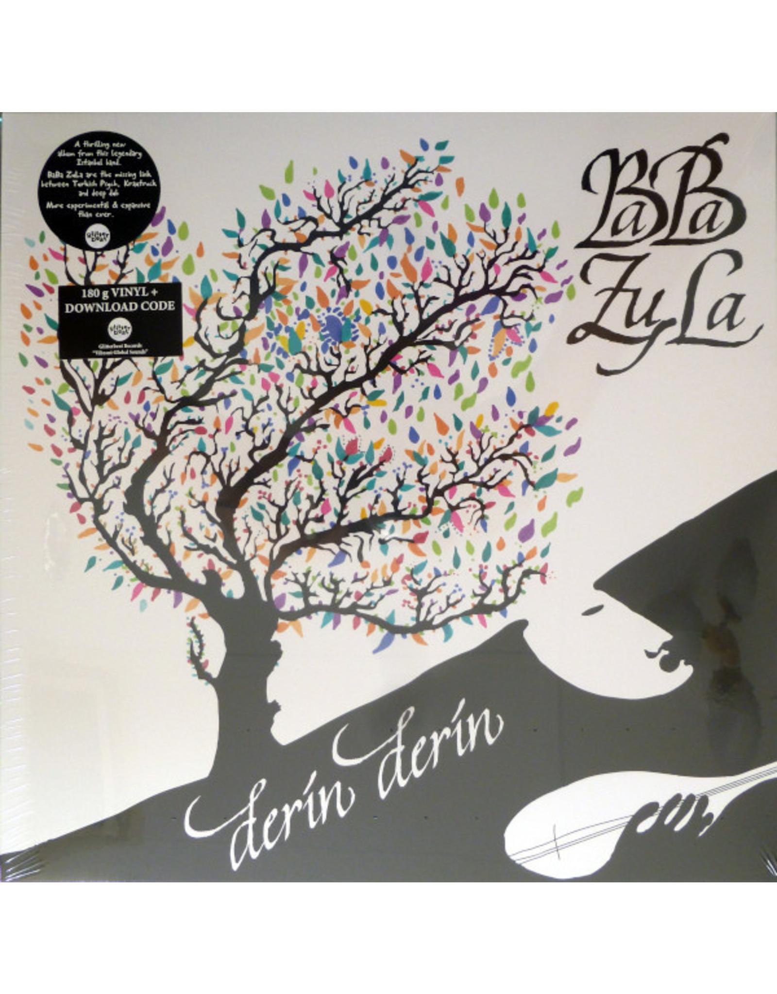New Vinyl Baba Zula - Derin Derin LP