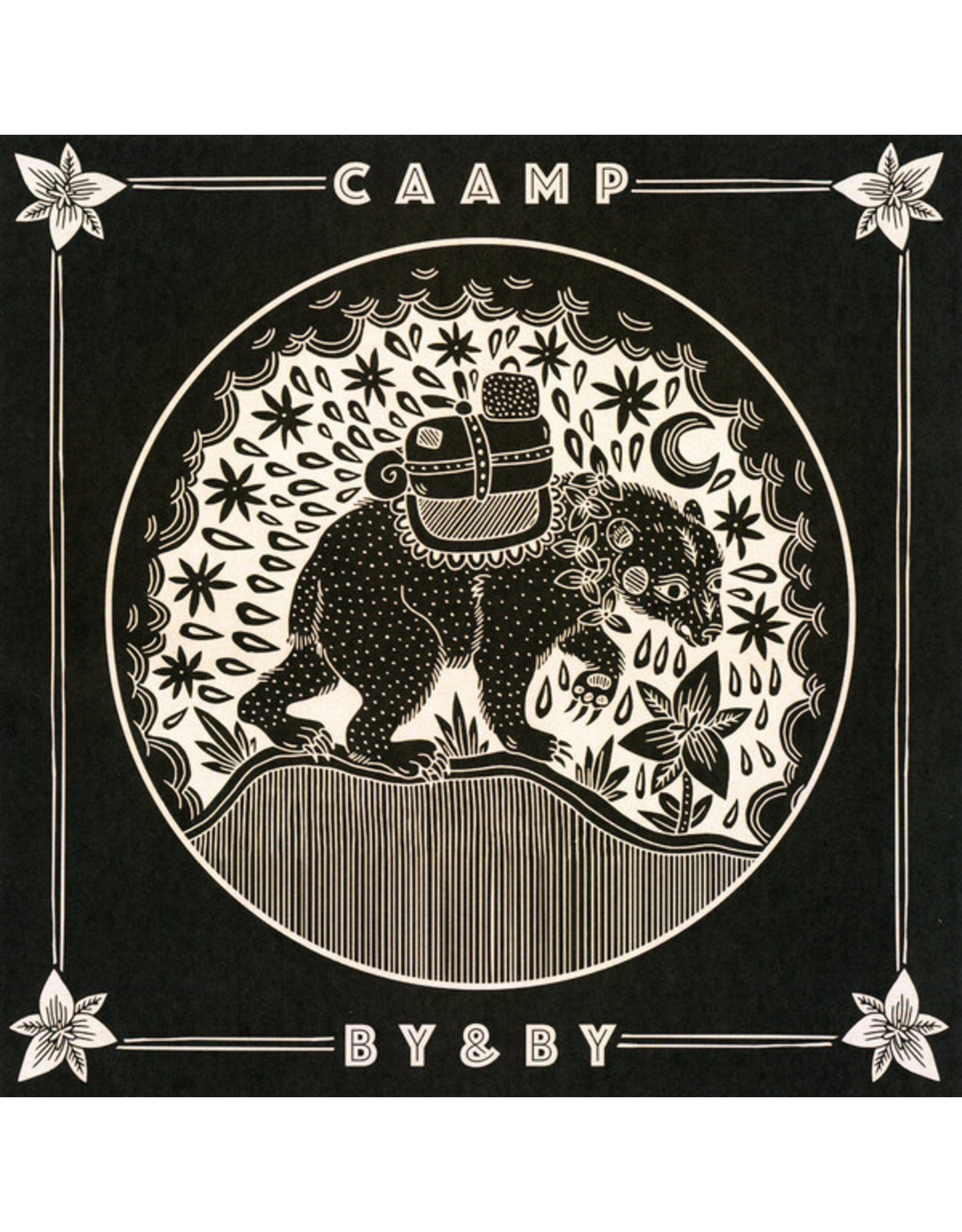 New Vinyl Caamp - By & By 2LP