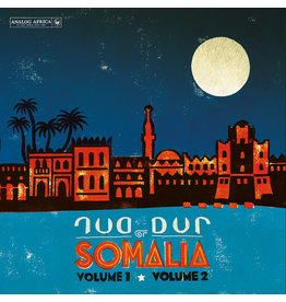 New Vinyl Dur Dur Band - Dur Dur of Somalia: Vol. 1, Vol. 2 & Previously Unreleased Tracks 3LP