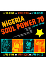 New Vinyl Various - Nigeria Soul Power 70: Afro-Funk ★ Afro-Rock ★ Afro-Disco 2LP