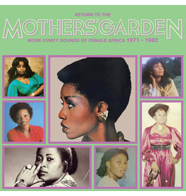 New Vinyl Various - Return To The Mother's Garden: More Funky Sounds Of Female Africa 1971-1982 LP
